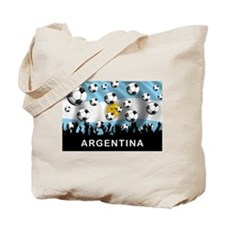 World Cup Argentina Tote Bag