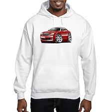 Crossfire Maroon Car Hoodie