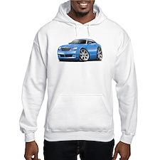 Crossfire Lt Blue Car Hoodie