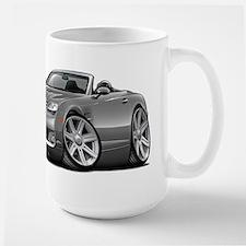Crossfire Grey Car Large Mug