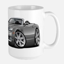 Crossfire Grey Car Mug