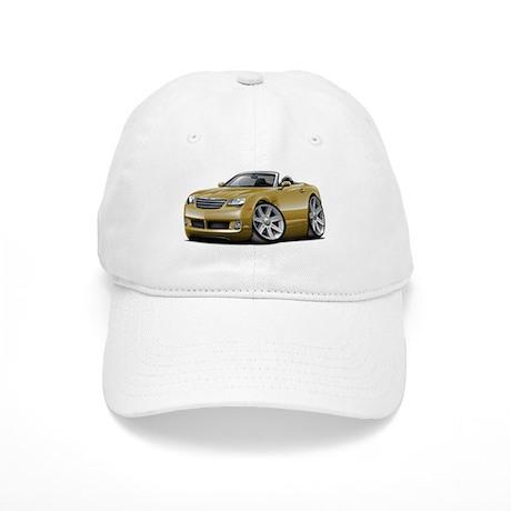 Crossfire Gold Convertible Cap