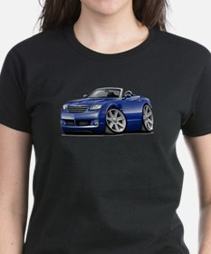 Crossfire Blue Convertible Tee