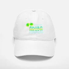 Aruba Palm Trees Baseball Baseball Cap
