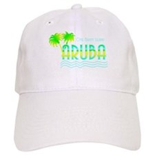 Aruba Palm Trees Baseball Cap