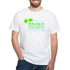 Aruba Palm Trees Shirt