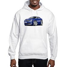 Crossfire Blue Car Hoodie
