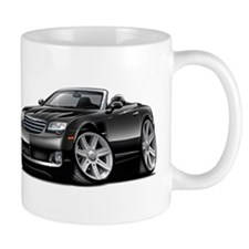 Crossfire Black Convertible Mug