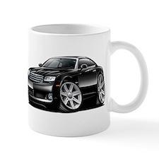 Crossfire Black Car Mug