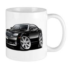 Crossfire Black Car Mug
