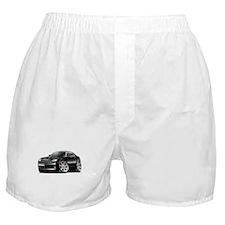Crossfire Black Car Boxer Shorts