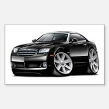 Crossfire Black Car Decal