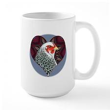 Brahma Heart Mug