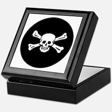 Jolly Roger Keepsake Box