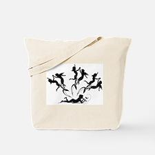 Fairyland Dancers Tote Bag