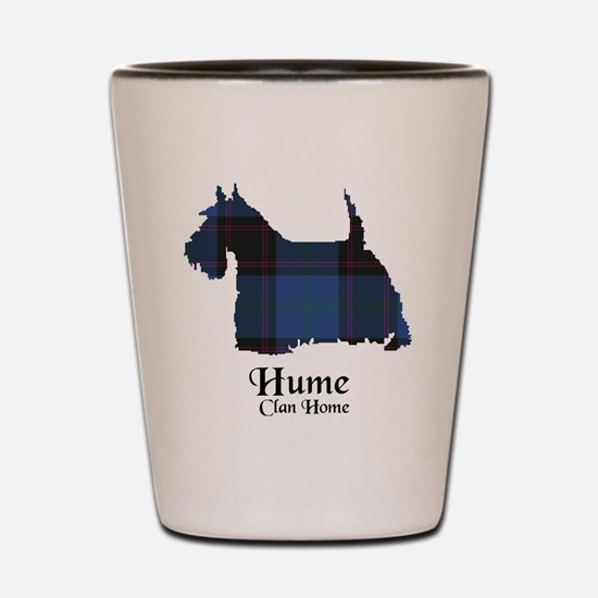 Terrier-Hume.Home Shot Glass