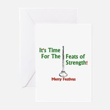 happyfestivus4 Greeting Cards