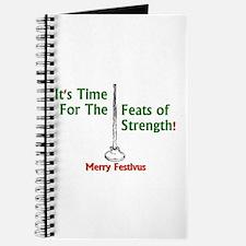 Cool Festivus feats of strength Journal