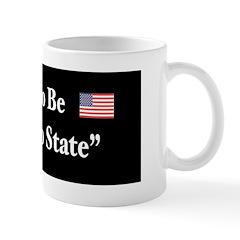 Decline to State Mug