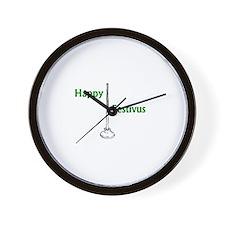 Unique Feats strength Wall Clock