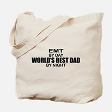 World's Best Dad - EMT Tote Bag