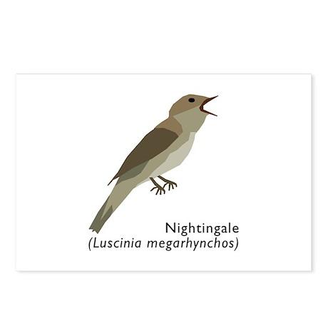 nightingale Postcards (Package of 8)