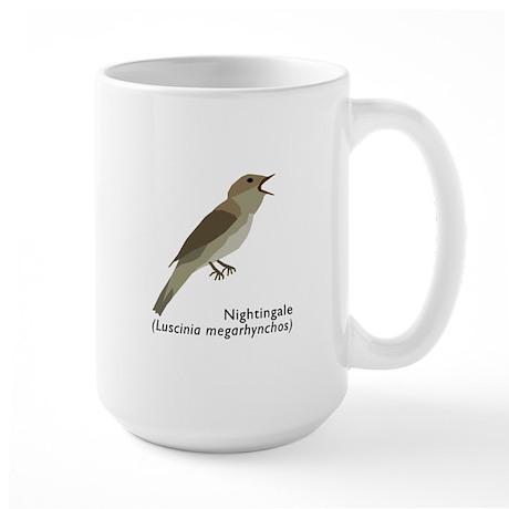 nightingale Large Mug