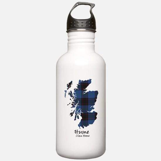 Map-Hume.Home Sports Water Bottle