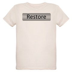 Go Restore! with this T-Shirt