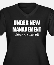 Under New Management: Just Ma Women's Plus Size V-