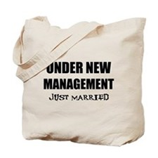 Under New Management: Just Ma Tote Bag
