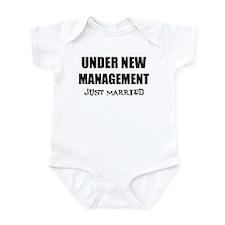 Under New Management: Just Ma Infant Bodysuit