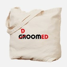 Unique Humorous groom Tote Bag