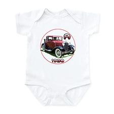 A Coupe Infant Bodysuit