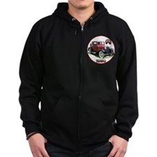 A Coupe Zip Hoodie