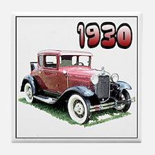 Ford model a Tile Coaster