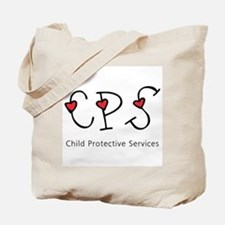 CPS Hearts Tote Bag