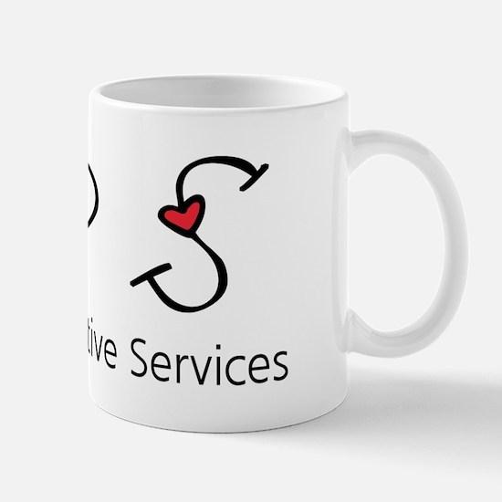 CPS Hearts Mug