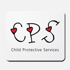 CPS Hearts Mousepad