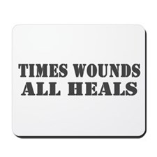 Times Wounds Mousepad