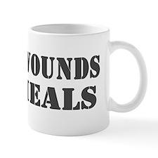 Times Wounds Coffee Mug