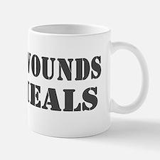 Times Wounds Mug