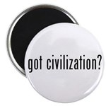 got civilization? Magnet