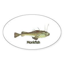 Monkfish Decal