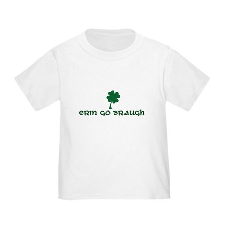 Erin Go Braugh Toddler Tee