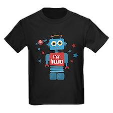 Robot 2nd Birthday T