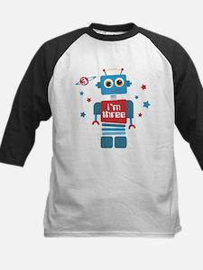 Robot 3rd Birthday Tee