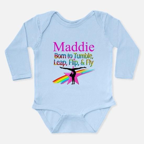 WORLD GYMNAST Long Sleeve Infant Bodysuit