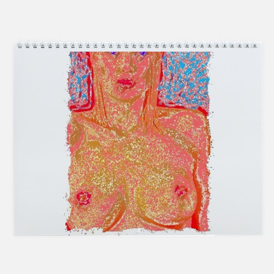 Erotic Nudes Wall Calendar