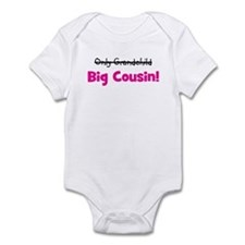Big Cousin (Only Grandchild) Infant Bodysuit